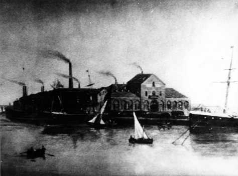 La Tardy e Benech si espande (fine XIX secolo).